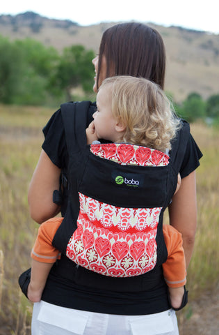 Boba 4G - Infant/Toddler Carrier, SOHO (CLICK FOR MORE OPTIONS)