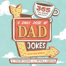A Daily Dose of Dad Jokes - Book