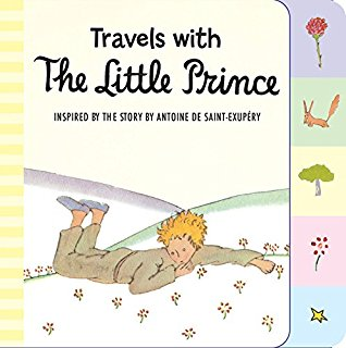Book - Travels with the Little Prince, Tabbed Board Book