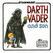 Book - Star Wars Darth Vader and Son
