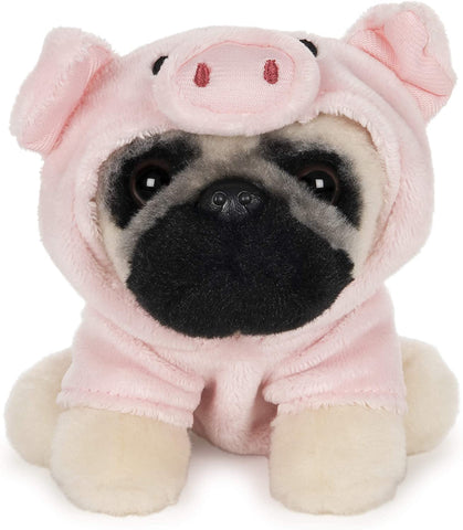 "Doug the Pug, 5"" Piggy"