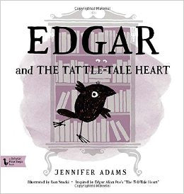 BabyLit Classic Literature for Babies - Edgar and The Tattle Tale Heart