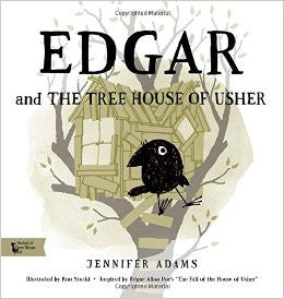 BabyLit Classic Literature for Babies - Edgar and The Tree House of Usher