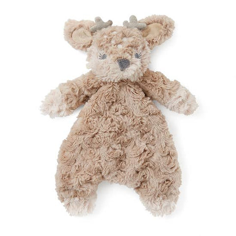 Plush Snuggler Fawn Security Blankie Toy
