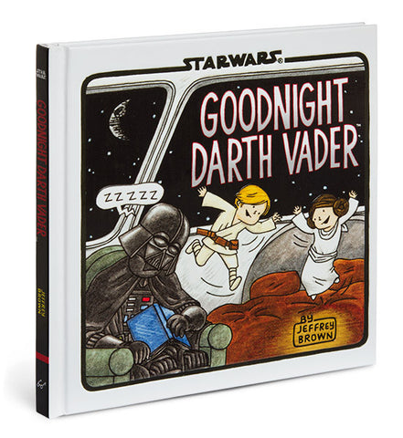 Book - Star Wars, Goodnight Darth Vader