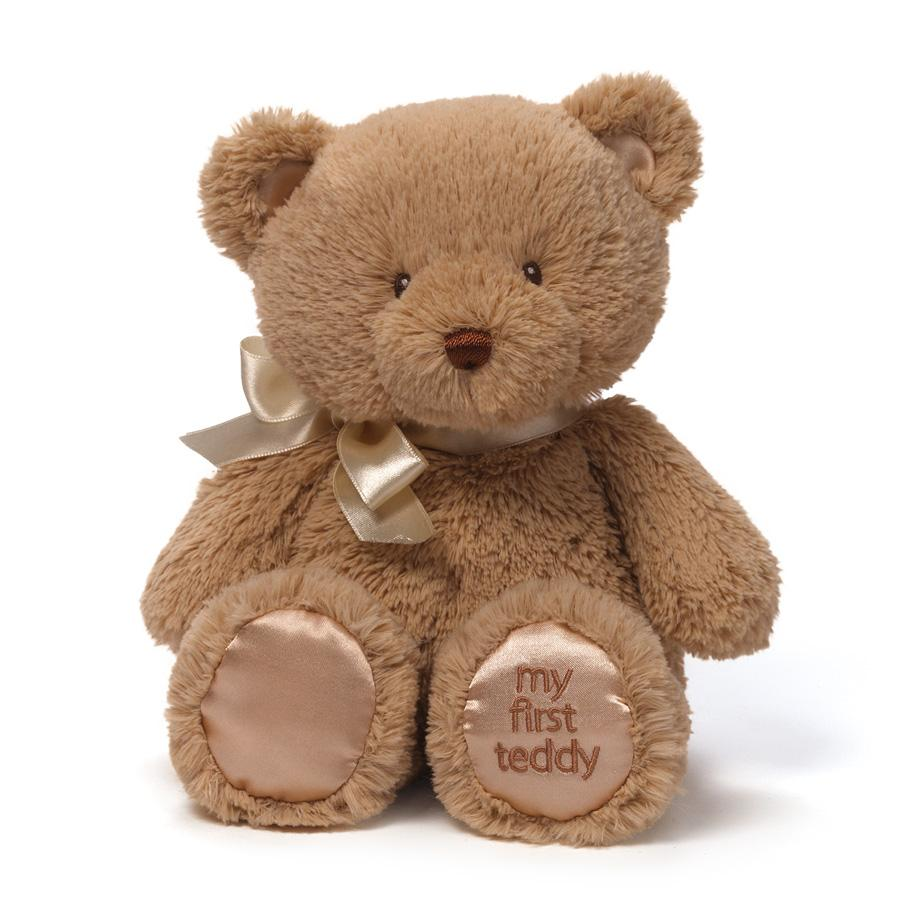 tan-teddy-bear-newborn-gift-first-teddy-bear-gender-neutral