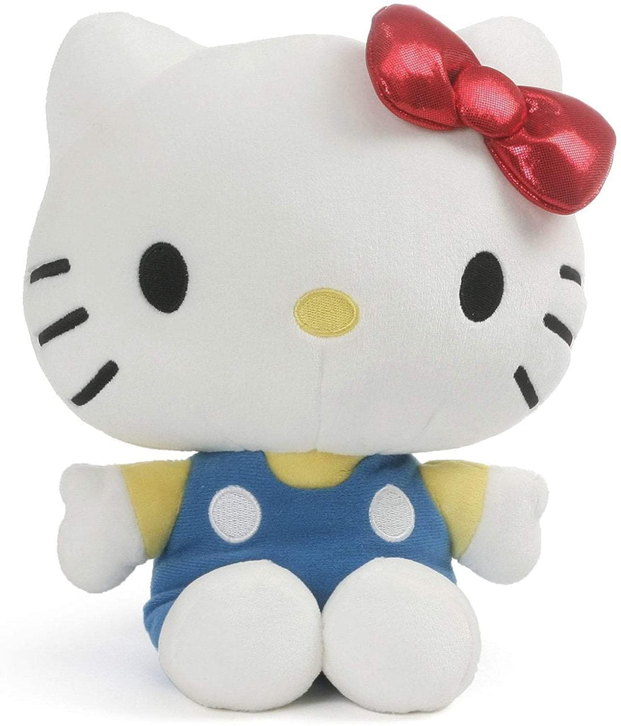 Gund Official Hello Kitty Classic Plush, 9.5""