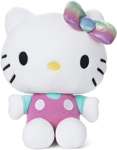 Gund Official Hello Kitty Pink Plush, 9.5""