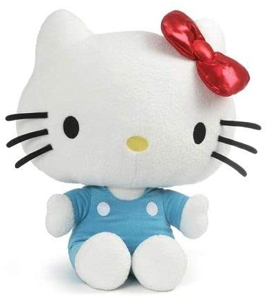 Gund Sanrio Official Hello Kitty 45th Anniversary Plush, XL Classic 17""