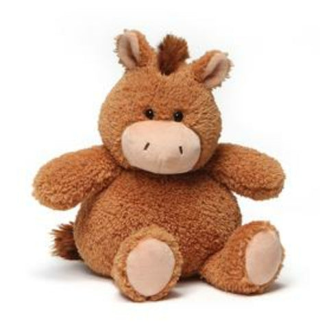 Chubs the Pony, Light Brown Plush Stuffed Animal Toy