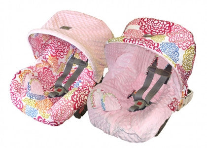 Itzy Ritzy Reversible Car Seat Cover