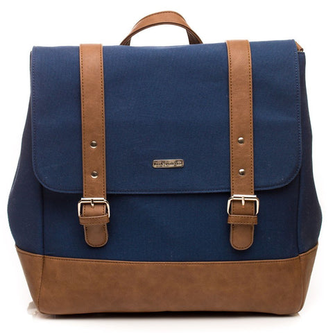 Diaper Bag - Marindale Backpack - Denim Blue