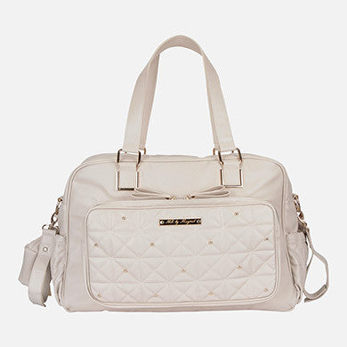 Mayoral - Diaper Bag 19270, Latte Quilted