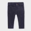 521 Mayoral Boys Chino Pants, Adjustable Waist, Navy Blue