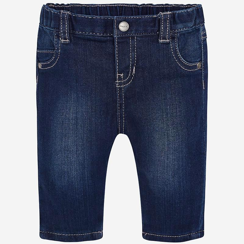 148a16690d274 Mayoral 593 Baby Boys Jeans, Dark Wash – Bubble Belly moms   babies ...