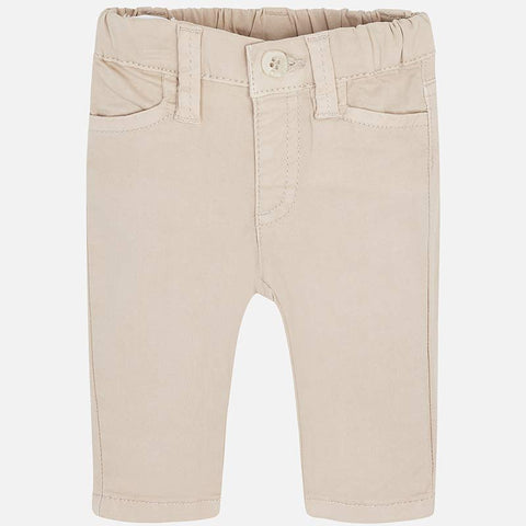 595 Mayoral Infant & Toddler Boys Dress Pants, Tan Chinos