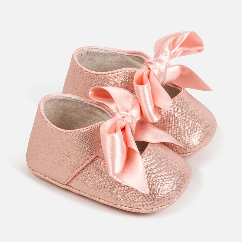 Mayoral-9284-pink-metallic-baby-soft-shoes-sating-ribbon-nectar-pink