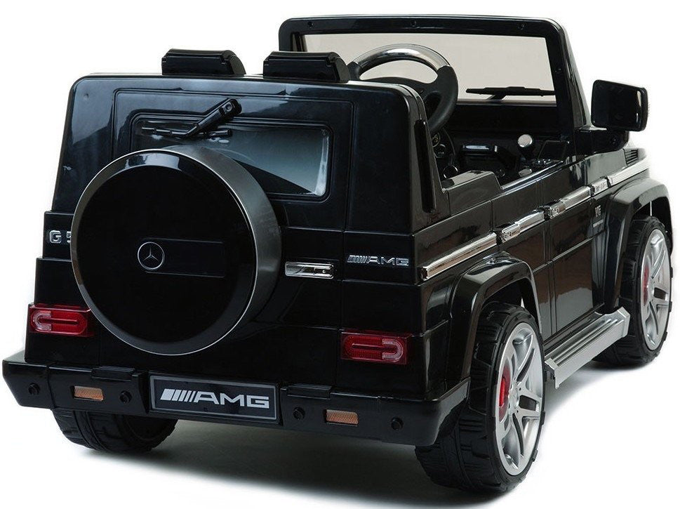 mercedes benz g55 suv ride on car black or white