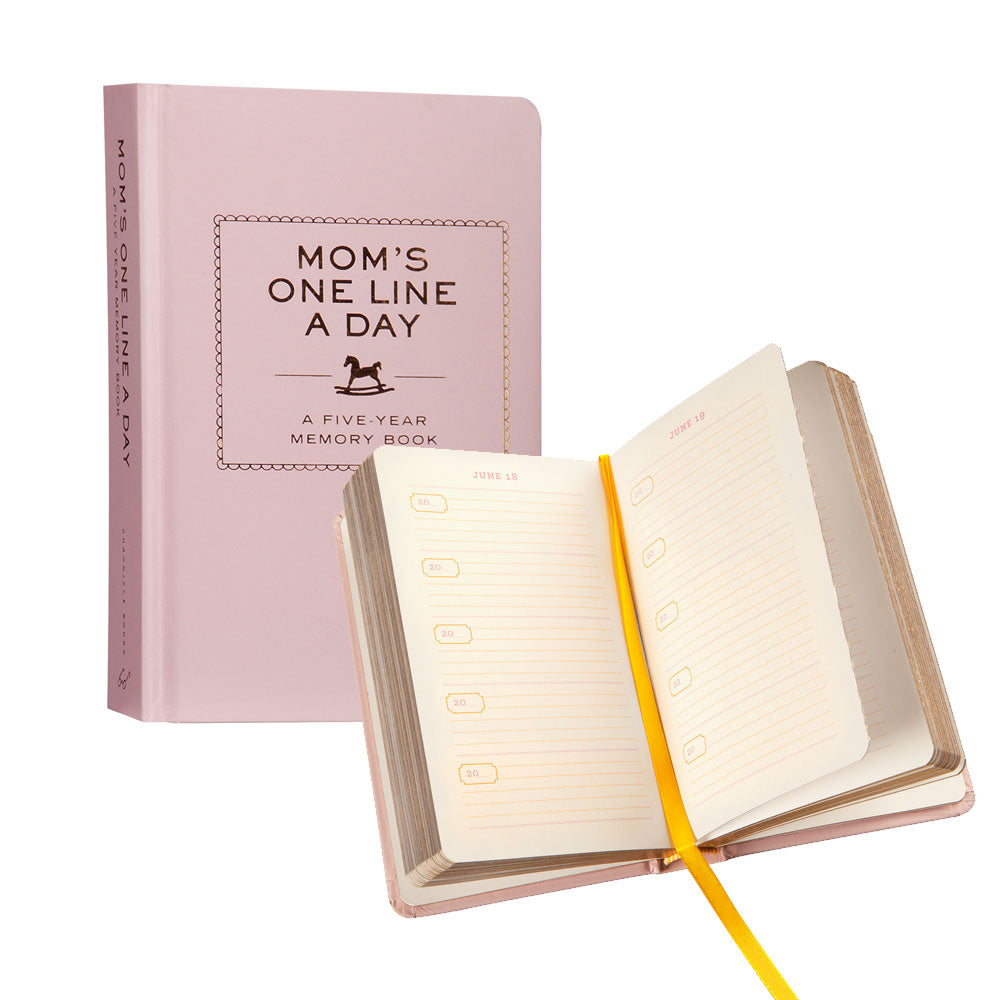 Keepsake, Mom's One Line A Day, 5 Year Memory Book