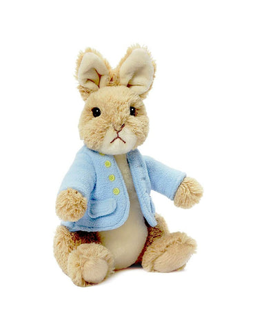 "Gund 10"" Classic Peter Rabbit Plush Soft Toy"