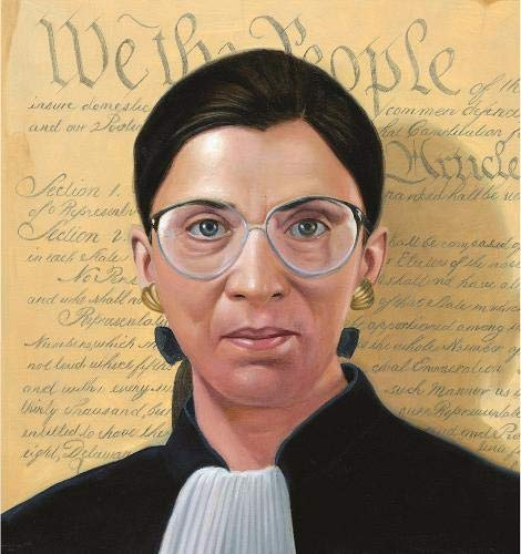 Ruth Objects, Life of Ruth Bader Ginsburg Book