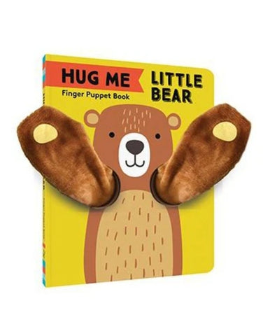 Book for Children - Hug Me Little Bear