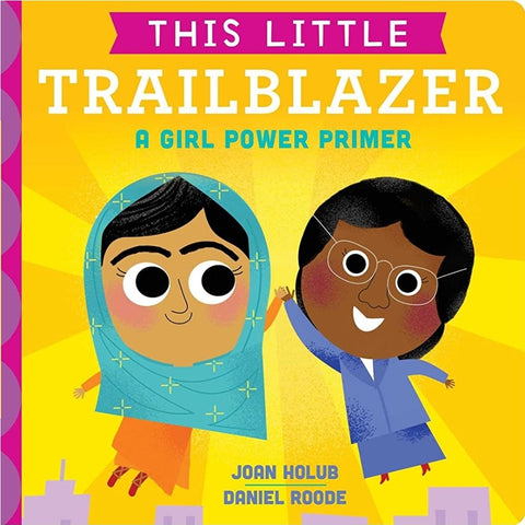 Board Book - This Little Trailblazer, Inspirational Primer
