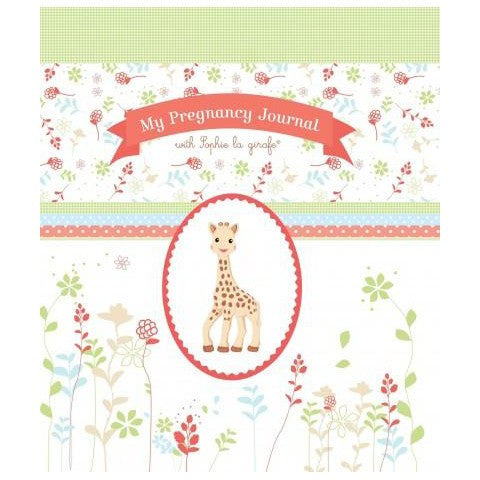 Baby Book/Journal - Sophie La Girafe