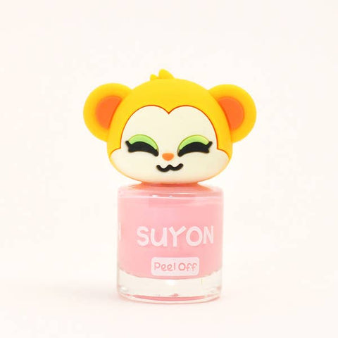 Suyon Nail Polish - Koko Bear, Light Pink