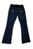 True Religion Maternity - Joey Dark Wash, Bootcut (Petite)