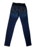 True Religion Maternity Jeans, Pregnancy Denim, Dark Stella Wash