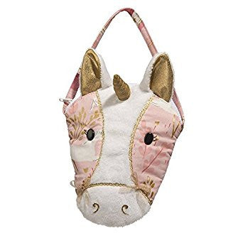 Dreamy Unicorn Handbag - Pink/Gold
