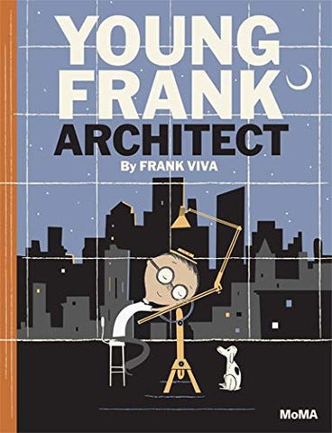 Young Frank Architect - Frank Lloyd Wright, Museum of Modern Art Book