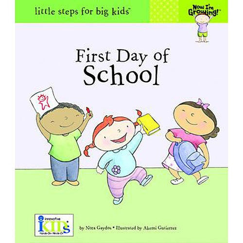 iKids First Day of School Book