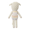 Cuddle+Kind Heirloom Hand-Knit Dolls, Avery the Lamb (two sizes available)