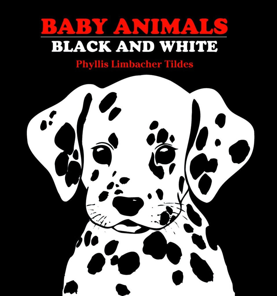 Book for Babies - Black & White Baby Animals, Tana Hoban
