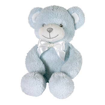 "Baby's 1st Teddy Bear 10"" Plushie Toy - Blue"