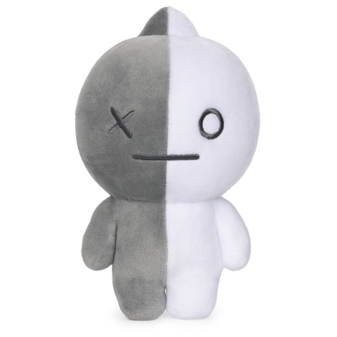 "Official Line Friends BT21 7"" Plush Stuffed Toy, Van Robot"