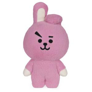 "Official Line Friends BT21 7"" Plush Stuffed Toy, Cooky Bunny"