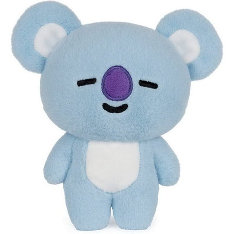 "Official Line Friends BT21 7"" Plush Stuffed Toy, Koya Koala"