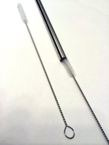 Stainless Steel Straw Cleaning Brush