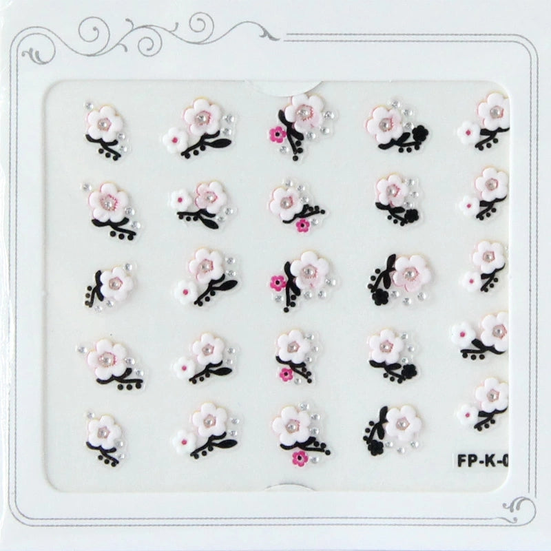 Nail Stickers Spa Day Kids Nail Art Stickers Bubble Belly Moms