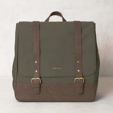 Diaper Bag - Marindale Backpack - Denim, Olive