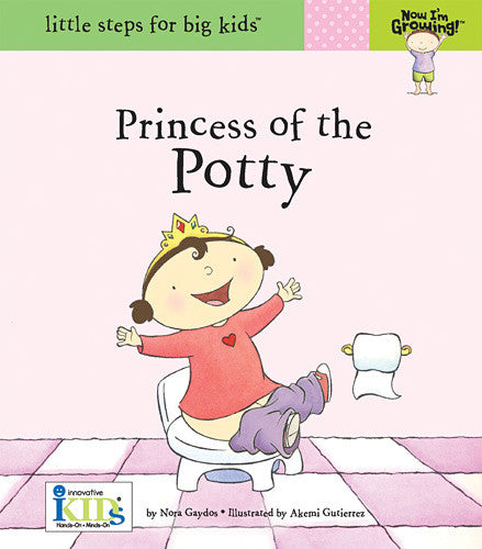 Potty, Princess of the Potty for Girls