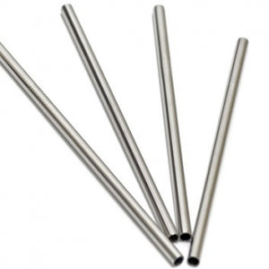 Stainless Steel Straw - Straight