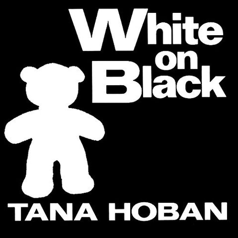 Book for Babies - White on Black, Tana Hoban