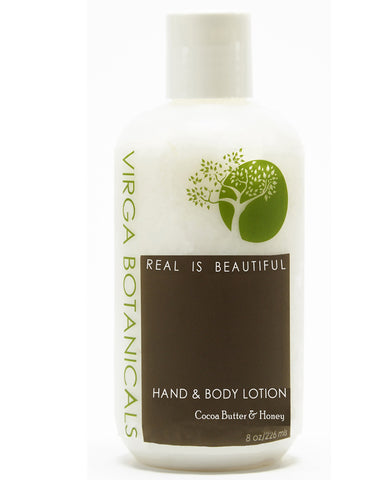 Cocoa Butter & Honey Hand & Body Lotion
