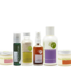 Nourishing and Tonifying Complete Daily Skincare System