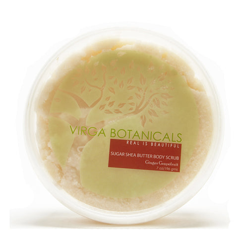 Ginger Grapefruit Supernourishing Sugar Shea Butter Scrub