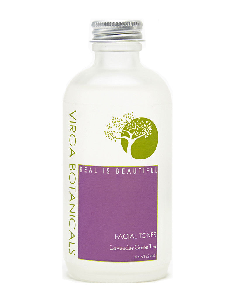 Lavender Green Tea Facial Toner